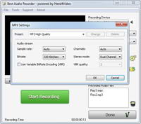 audio recording editing software